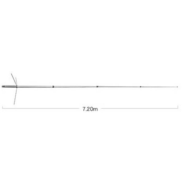 【送料無料】 第一電波工業 X700H 144/430MHz帯高利得2バンドグランドプレーン(レピーター対応型)(DIGITAL対応)