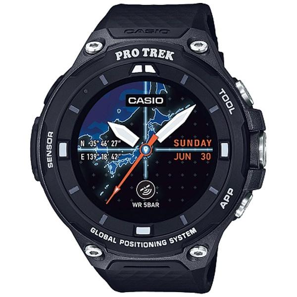 【送料無料】 カシオ スマートウォッチ 「Smart Outdoor Watch PRO TREK Smart」 (ブラック) WSD-F20-BK[b-ksale]
