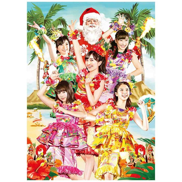 【送料無料】 キングレコード ももいろクローバーZ/ももいろクリスマス 2016 ~真冬のサンサンサマータイム~ LIVE DVD BOX 通常盤 【DVD】