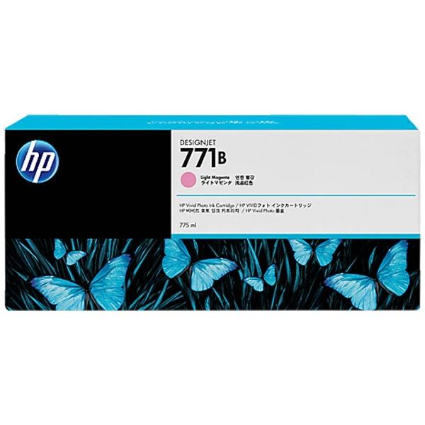【送料無料】 HP ヒューレット・パッカード 【純正】HP 771B インクカートリッジ (ライトマゼンタ) B6Y03A