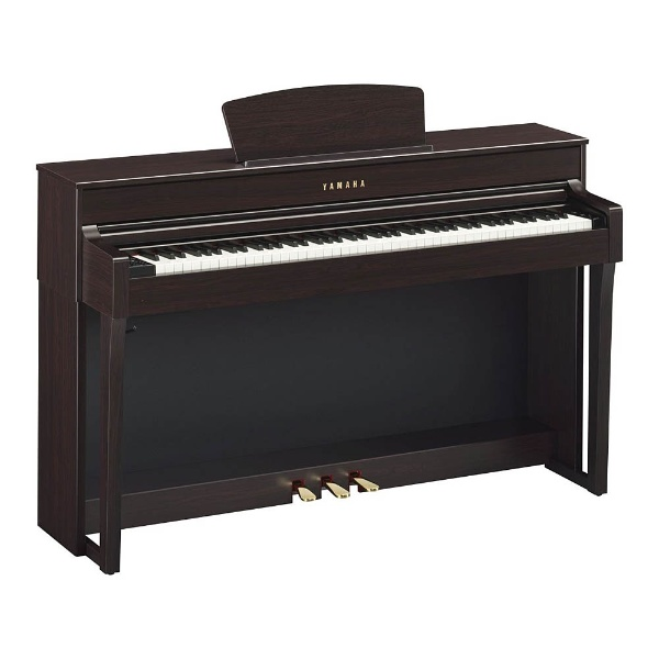 【標準設置費込み】 ヤマハ YAMAHA CLP-635R 電子ピアノ Clavinova(クラビノーバ) ニューダークローズウッド調 [88鍵盤]