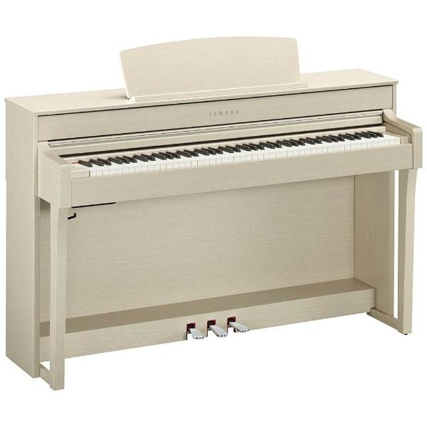 【標準設置費込み】 ヤマハ YAMAHA 電子ピアノ CLP-645WA ホワイトアッシュ調 [88鍵盤 /Clavinova(ヤマハ)]