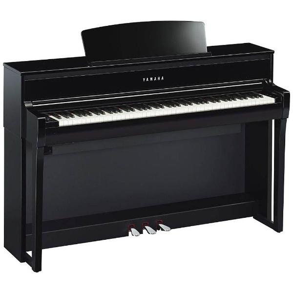 【標準設置費込み】 ヤマハ YAMAHA CLP-675PE 電子ピアノ Clavinova(クラビノーバ) 黒鏡面艶出し [88鍵盤]