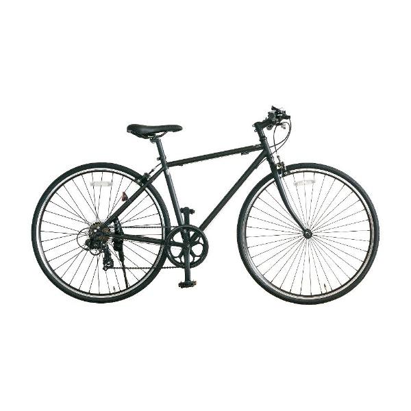 【送料無料】 アマダナタグレーベル 700×28C型 クロスバイク amadana TAG label(ツヤケシブラック/450サイズ《適応身長:150cm以上》) SBB707【2017年/クロモリモデル】 【ビックカメラグループオリジナル】【ビックカメラグループオリジナル】【mara10】 【