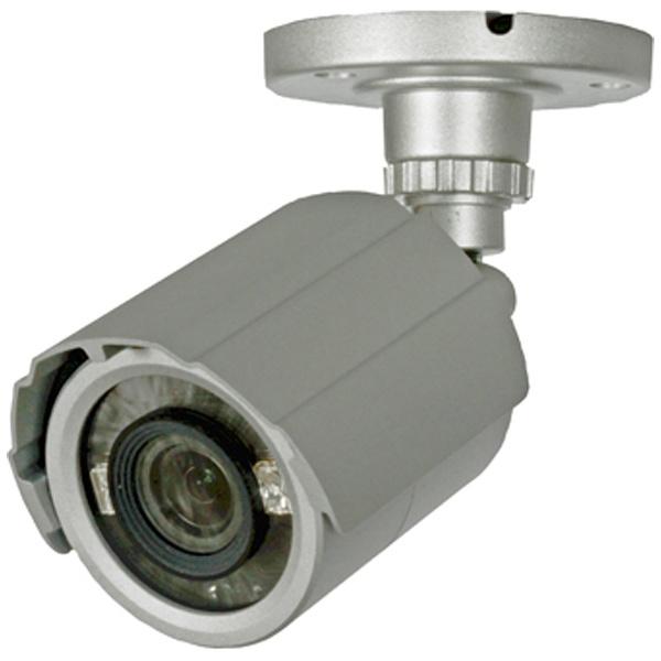 【送料無料】 マザーツール アナログ対応カラー監視カメラ【赤外線対応・防水タイプ】 MTW-S38AHD