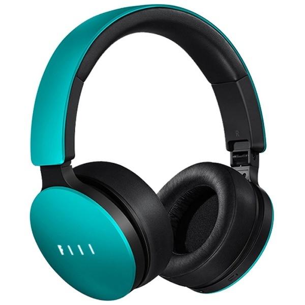 【送料無料】 FIIL ブルートゥースヘッドホン FIIL WIRELESS BL ブルー [Bluetooth /ノイズキャンセル対応]