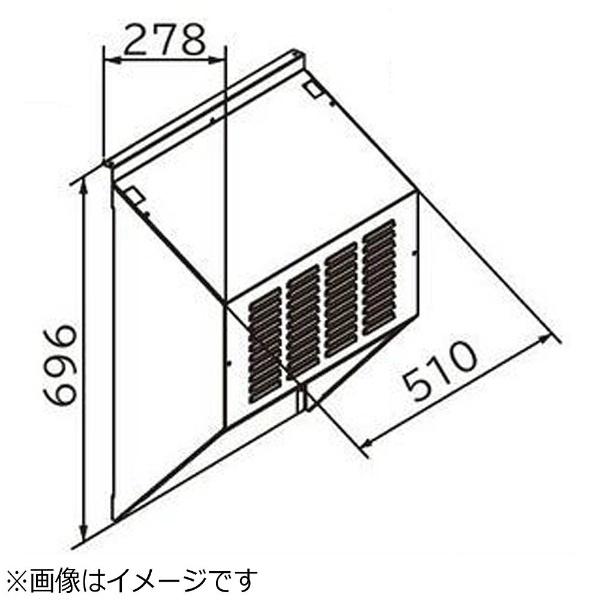 【送料無料】 日立 HITACHI 防雪フード SP-BF-AF[SPBFAF]