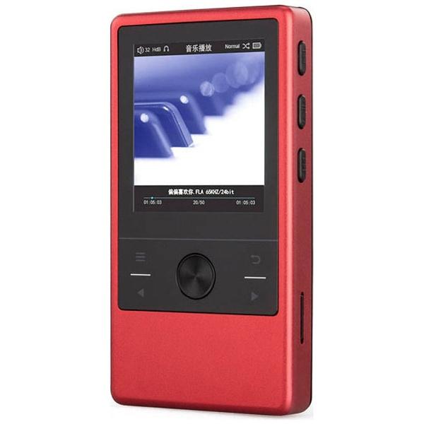 【送料無料】 カイン ハイレゾポータブルプレーヤー Cayin(カイン) N3 DAP RED レッド [ハイレゾ対応]