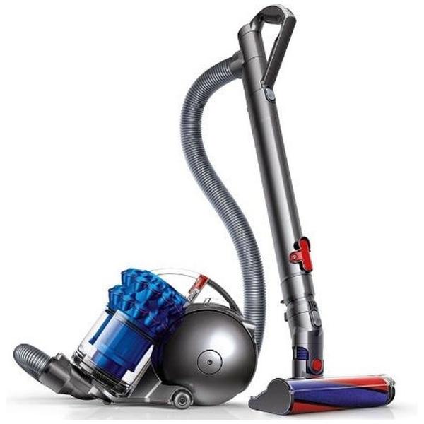 【送料無料】 ダイソン dyson CY24FF サイクロン式掃除機 Dyson Ball Fluffy ブルー/レッド [サイクロン式][CY24FF BLUERED]