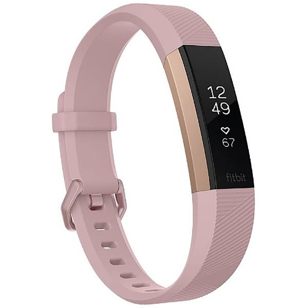 【送料無料】 FITBIT ウェアラブル端末(リストバンドタイプ)スペシャルエディション Large 「Fitbit Alta HR」 FB408RGPKL-CJK Pink Rose Gold[FB408RGPKLCJK]