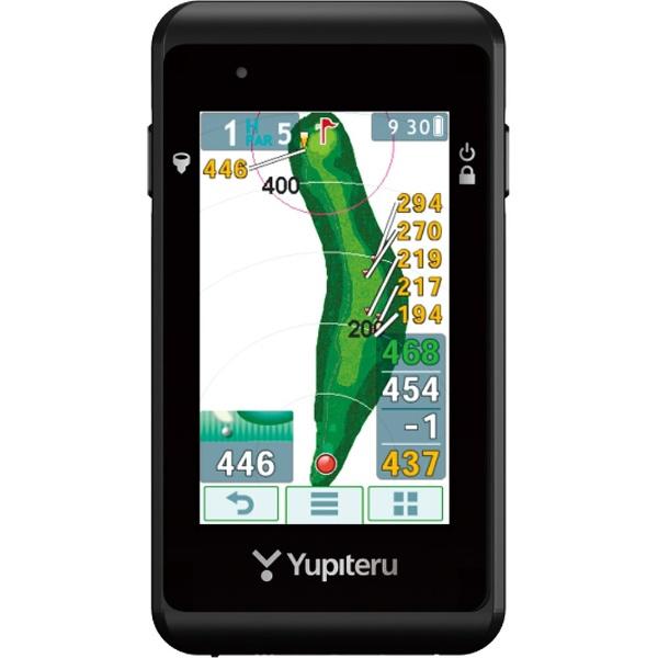 【送料無料】 ユピテル GPSゴルフナビゲーション ゴルフナビ YGN5200[YGN5200]