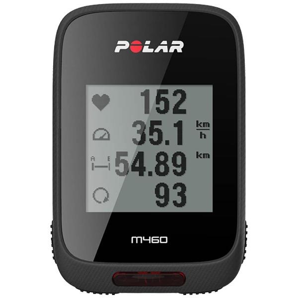 【送料無料】 POLAR GPSサイクルコンピューター POLAR M460HR 90064871《心拍センサー付属》
