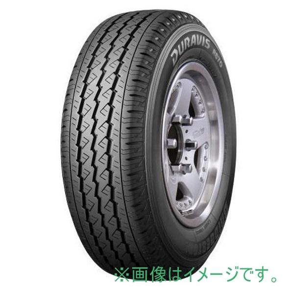 【送料無料】 ブリヂストン サマータイヤ 175R13 8PR R670Z T KD99 DURAVIS LVR89518