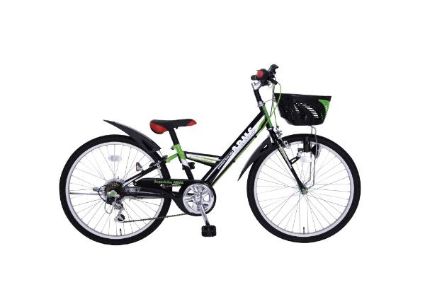 【送料無料】 タマコシ 22型 子供用自転車 アームス226(グリーン/外装6段変速)【組立商品につき返品不可】 【代金引換配送不可】
