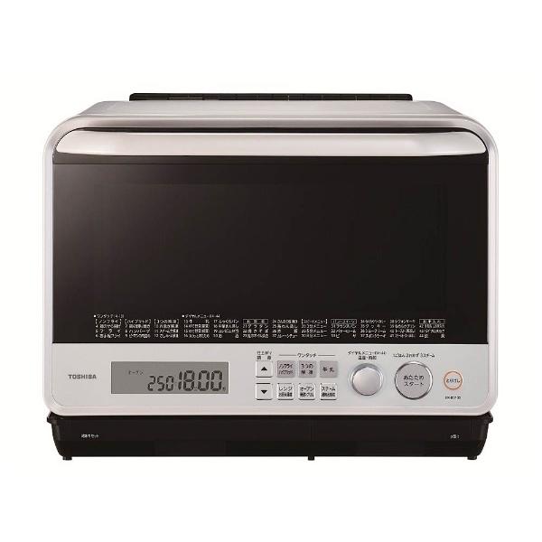 【送料無料】 東芝 TOSHIBA 過熱水蒸気オーブン 「石窯ドーム」(30L) ER-RD100-W グランホワイト
