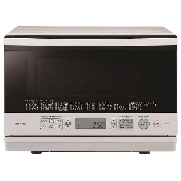 【送料無料】 東芝 TOSHIBA スチームオーブン 「石窯オーブン」(23L) ER-R6-W グランホワイト