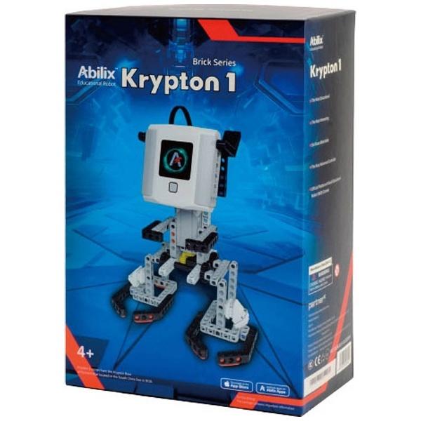 【送料無料】 ハイテックマルチプレックス Krypton 1 [ABK1]〔ロボットキット プログラミング〕【STEM教育】
