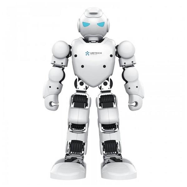 【送料無料】 UBTECH Alpha 1 Pro〔ロボット: iOS/Android/Mac/Windows対応〕【STEM教育】