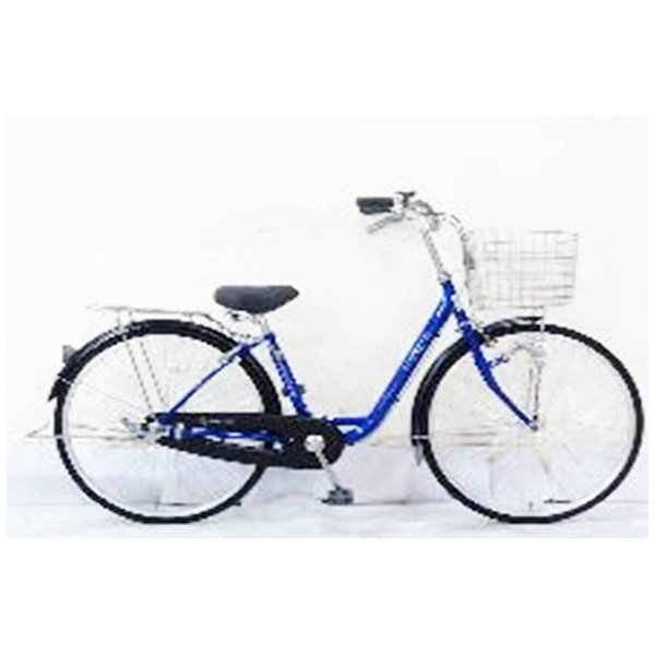 【送料無料】 サイモト自転車 26型 自転車 アネモネ260HD(ブルー/シングルシフト) FL-W260R-HD-BAA【組立商品につき返品不可】 【代金引換配送不可】【メーカー直送・代金引換不可・時間指定・返品不可】