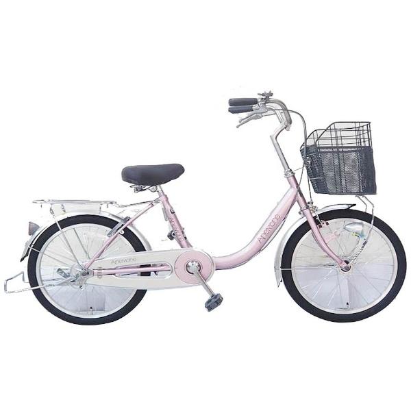 【送料無料】 サイモト自転車 20型 自転車 アネモネ200HD(ライトピンク/シングルシフト) FL-W200R-HD-BAA【組立商品につき返品不可】 【代金引換配送不可】【メーカー直送・代金引換不可・時間指定・返品不可】