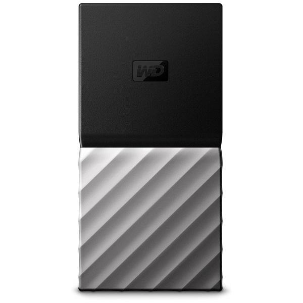 【送料無料】 WESTERNDIGITAL(ウエスタン WDBK3E0010PSL-WESN 外付けHDD My Passport SSD [ポータブル型 /1TB]