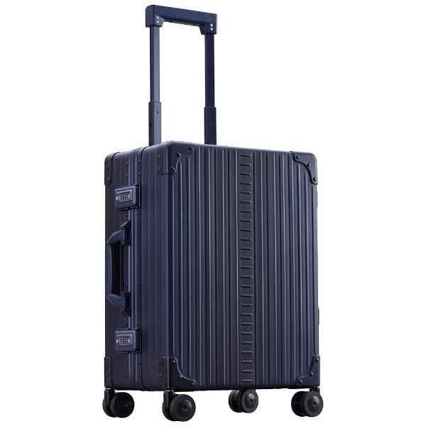 【送料無料】 ネオキーパー TSAロック搭載スーツケース「ネオキーパー AN-48F(BL)」 (38L) ブルー