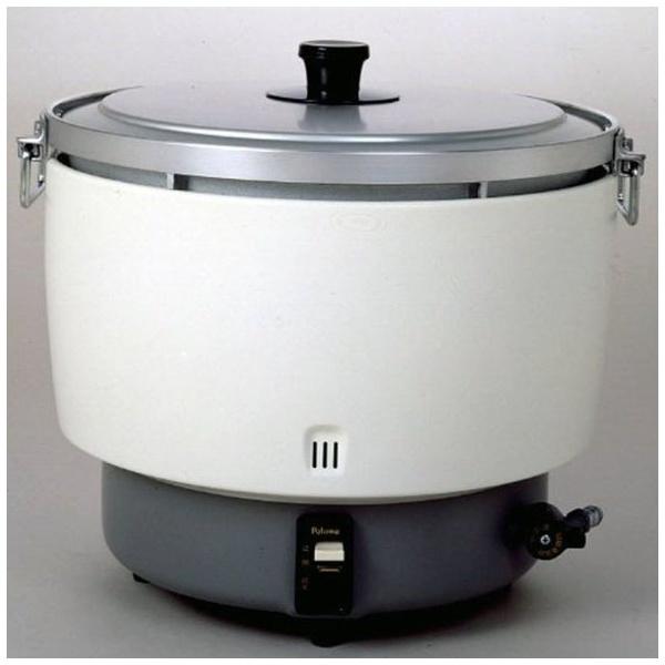 【送料無料】 パロマ 【プロパンガス用】 業務用ガス炊飯器 (5.5升) PR-101DSS-LP