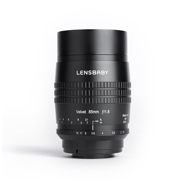 【送料無料】 レンズベビー カメラレンズ レンズベビー Velvet85(ベルベット85mm) F1.8ソフト【ソニーEマウント】