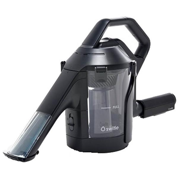 【送料無料】 シリウス 【掃除機用】 水噴射・吸引式掃除機用ヘッド 「switle スイトル」 SWT-JT500-K ブラック