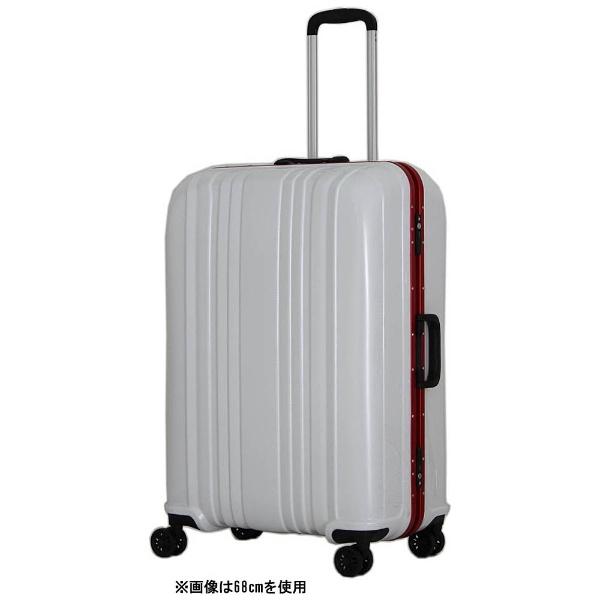 【送料無料】 シフレ TSAロック搭載スーツケース ESC1046-57 CAWH カーボンホワイト