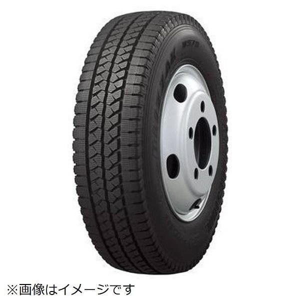 【送料無料】 ブリヂストン 195/85R15 113L 小型・中型トラック用スタッドレスタイヤ W979