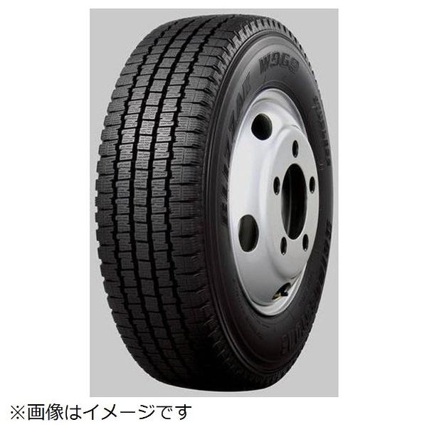 【送料無料】 ブリヂストン 7.50R16 10PR 小型・中型トラック用スタッドレスタイヤ W969