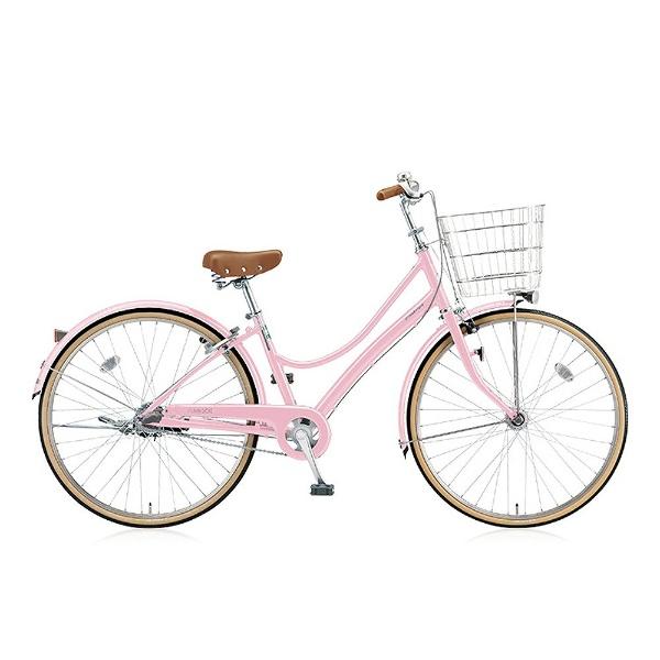 【送料無料】 ブリヂストン 27型 自転車 エブリッジL(E.Xサクラピンク/3段変速) EB73LT【2017年/点灯虫モデル】【組立商品につき返品不可】 【代金引換配送不可】