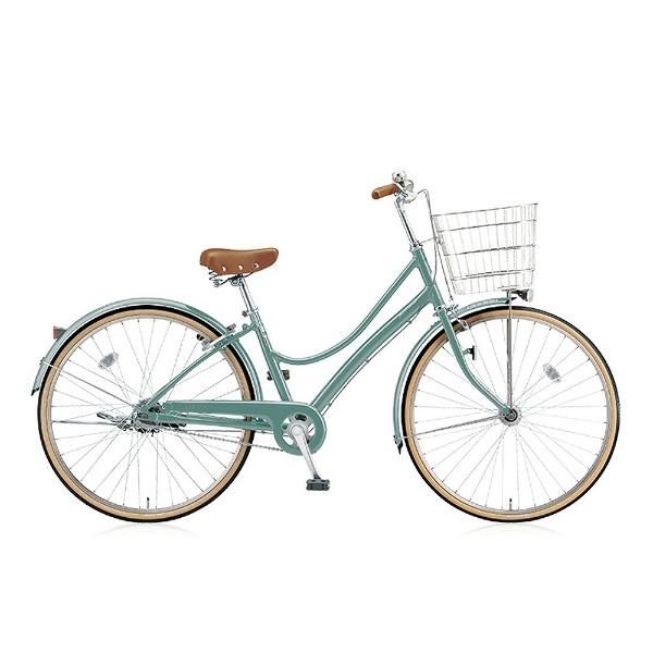 【送料無料】 ブリヂストン 【スマホエントリーでポイント10倍 8/15 23:59まで】27型 自転車 エブリッジL(E.Xモダングリーン/3段変速) EB73LT【2017年/点灯虫モデル】【組立商品につき返品不可】 【代金引換配送不可】