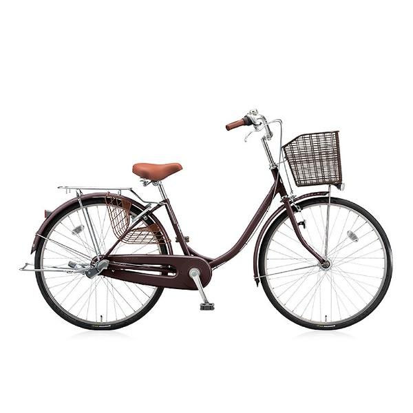 【送料無料】 ブリヂストン 24型 自転車 エブリッジU(F.Xカラメルブラウン/シングル) EB40UT【2017年/点灯虫モデル】【組立商品につき返品不可】 【代金引換配送不可】