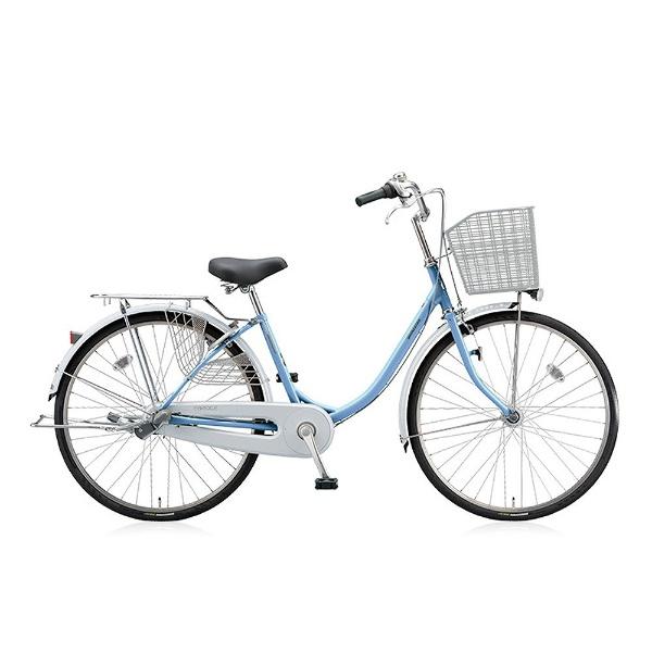 【送料無料】 ブリヂストン 24型 自転車 エブリッジU(M.Xブリアスカイ/シングル) EB40UT【2017年/点灯虫モデル】【組立商品につき返品不可】 【代金引換配送不可】