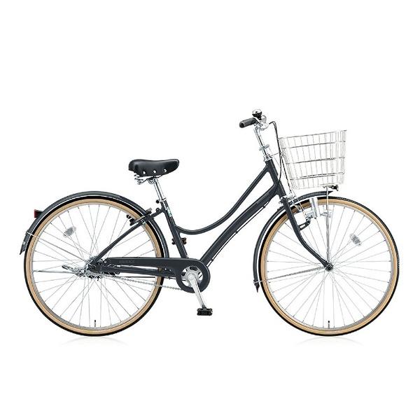 【送料無料】 ブリヂストン 27型 自転車 エブリッジL(E.Xダークアッシュ/シングル) EB70L【2017年モデル】【組立商品につき返品不可】 【代金引換配送不可】