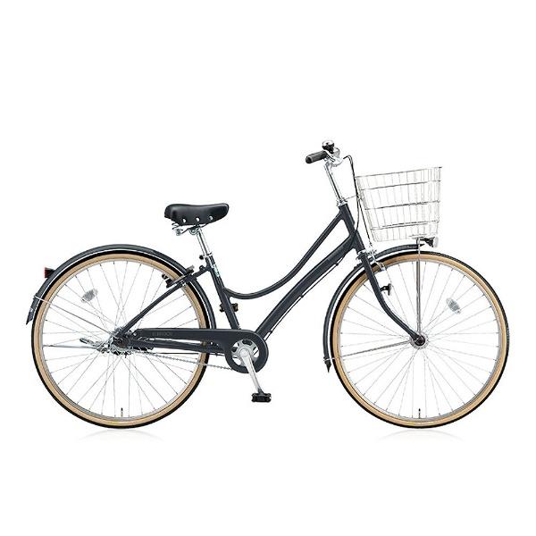 【送料無料】 ブリヂストン 26型 自転車 エブリッジL(E.Xダークアッシュ/3段変速) EB63LT【2017年/点灯虫モデル】【組立商品につき返品不可】 【代金引換配送不可】