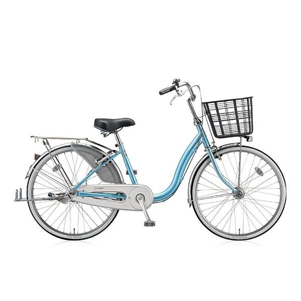 【送料無料】 ブリヂストン 24型 自転車 カルク スタンダード(M.Xプレシャススカイ/シングル) C40T【2017年/点灯虫モデル】【組立商品につき返品不可】 【代金引換配送不可】