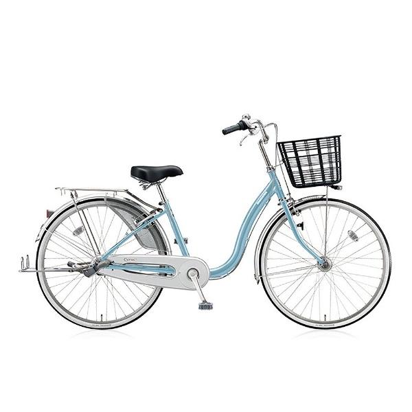 【送料無料】 ブリヂストン 24型 自転車 カルク デラックス(M.Xプレシャススカイ/シングル) C40TP【2017年/点灯虫モデル】【組立商品につき返品不可】 【代金引換配送不可】