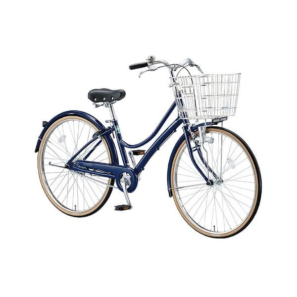 【送料無料】 ブリヂストン 26型 自転車 エブリッジL(E.Xノーブルネイビー/シングル) EB60L【2017年モデル】【組立商品につき返品不可】 【代金引換配送不可】
