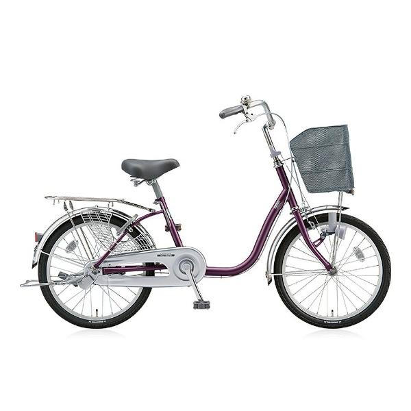 【送料無料】 ブリヂストン 20型 自転車 シティーノ ミニ(P.Xベリーパープル/シングル) CT20M【2017年モデル】【組立商品につき返品不可】 【代金引換配送不可】