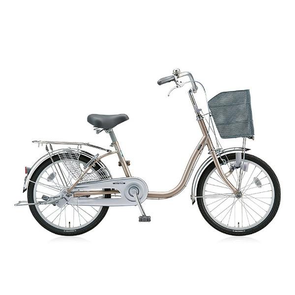 【送料無料】 ブリヂストン 20型 自転車 シティーノ ミニ(M.Xウォームベージュ/シングル) CT20M【2017年モデル】【組立商品につき返品不可】 【代金引換配送不可】
