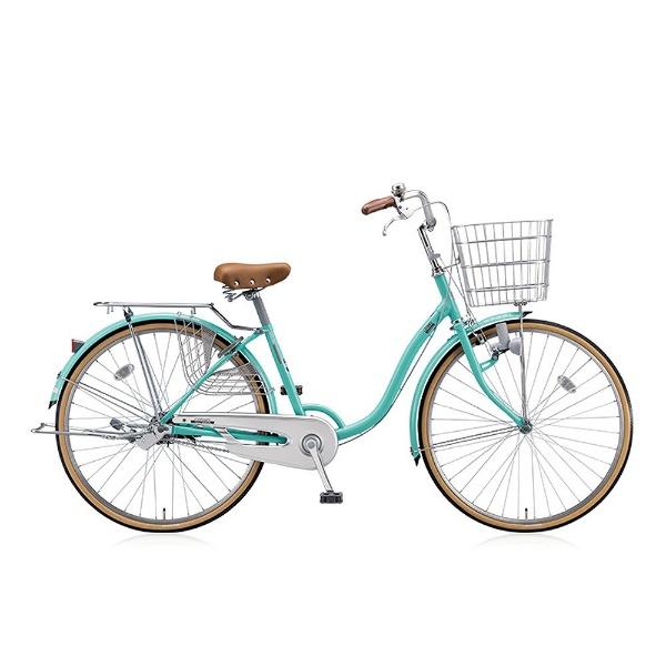 【送料無料】 ブリヂストン 26型 自転車 シティーノ LP型(E.Xミントアクア/シングル) CT60L【2017年モデル】【組立商品につき返品不可】 【代金引換配送不可】