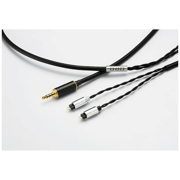 【送料無料】 ORB リケーブル Clear force Custom IEM 2pin 3.5φ 4pole(Custom IEM向け2pin端子⇔3.5m4極バランス端子/1.2m) CF-FITEAR 3.5 4pole