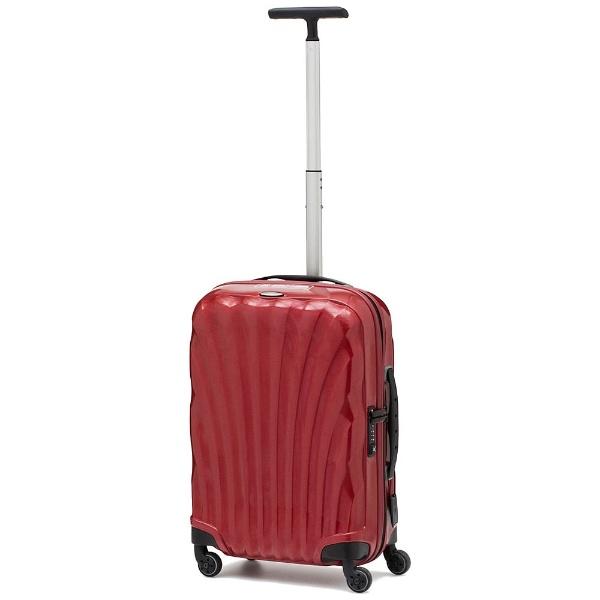 【送料無料】 サムソナイト TSA搭載スーツケース 「Cosmolite」(36L) V22-00102-RD レッド