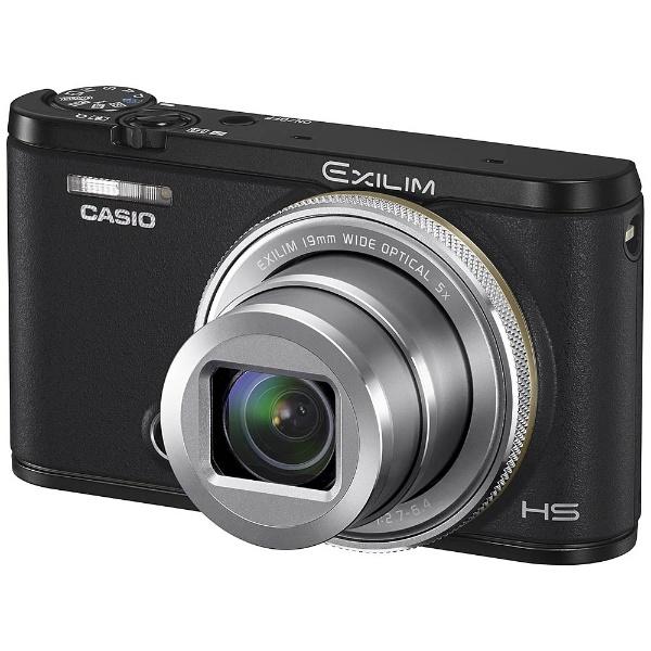 【送料無料】 カシオ 【10%OFFクーポン 8/4 18:00 ~ 8/5 23:59】コンパクトデジタルカメラ HIGH SPEED EXILIM(エクシリム) EX-ZR4100(ブラック)[EXZR4100BK][c-ksale]