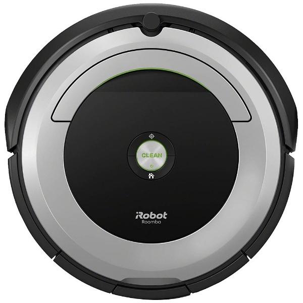 【送料無料】 iRobot 【3000円OFFクーポン配布中! 11/1 00:00~23:59】【国内正規品】 ロボット掃除機 「ルンバ」 690[k-ksale]