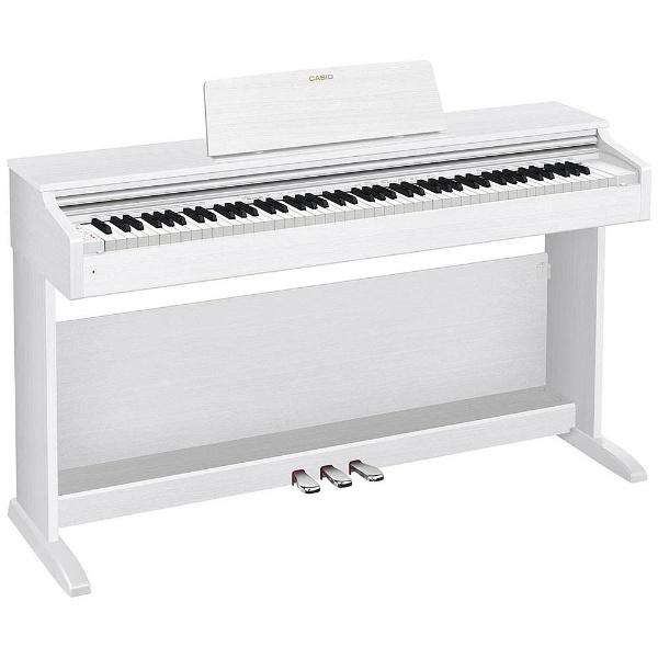 【標準設置費込み】 カシオ AP-270WE 電子ピアノ CELVIANO(セルヴィア―ノ) ホワイトウッド調 [88鍵盤]