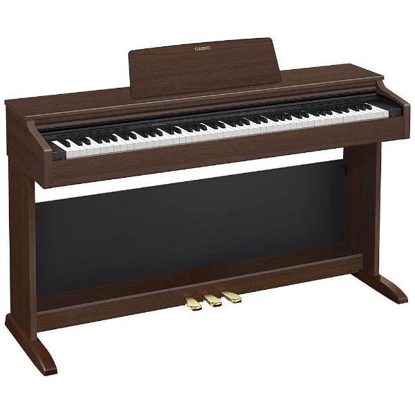 【標準設置費込み】 カシオ AP-270BN 電子ピアノ CELVIANO(セルヴィア―ノ) オークウッド調 [88鍵盤]